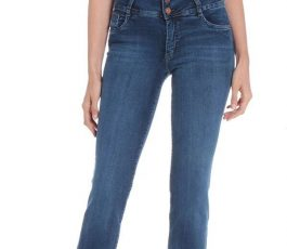 Jeans Recto Push UP WADOS