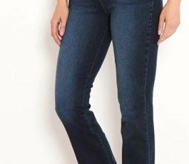Jeans Recto Tiro Alto WADOS